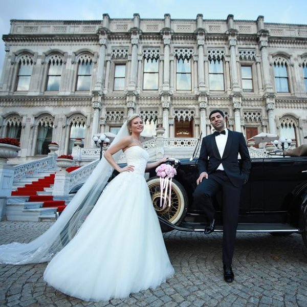Çırağan Palace Kempinski Wedding for 2021