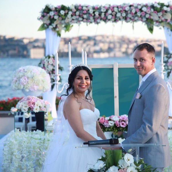 All inclusive Wedding Packages cost in istanbul Turkey for 2020