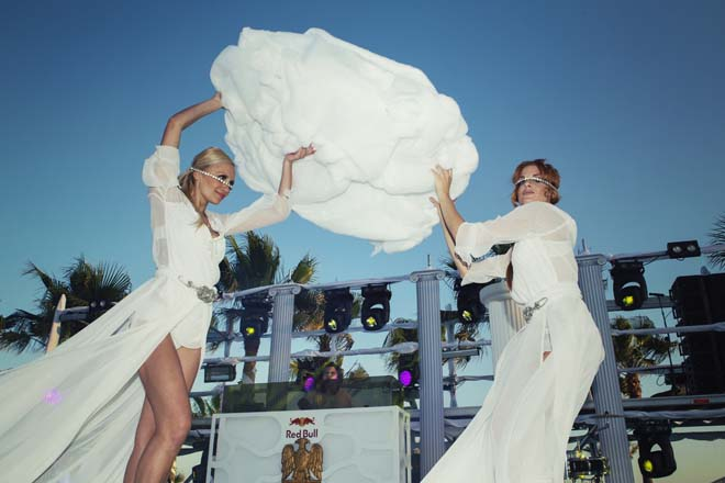 Nikki Beach Hotel Wedding After Party