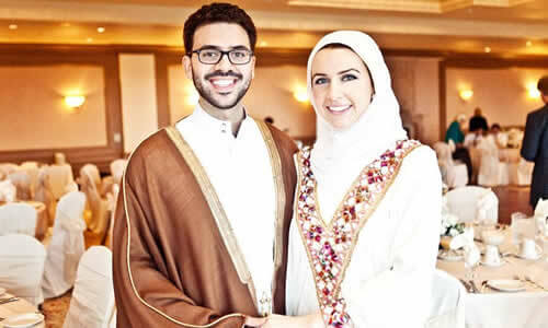 Arabic wedding in Turkey