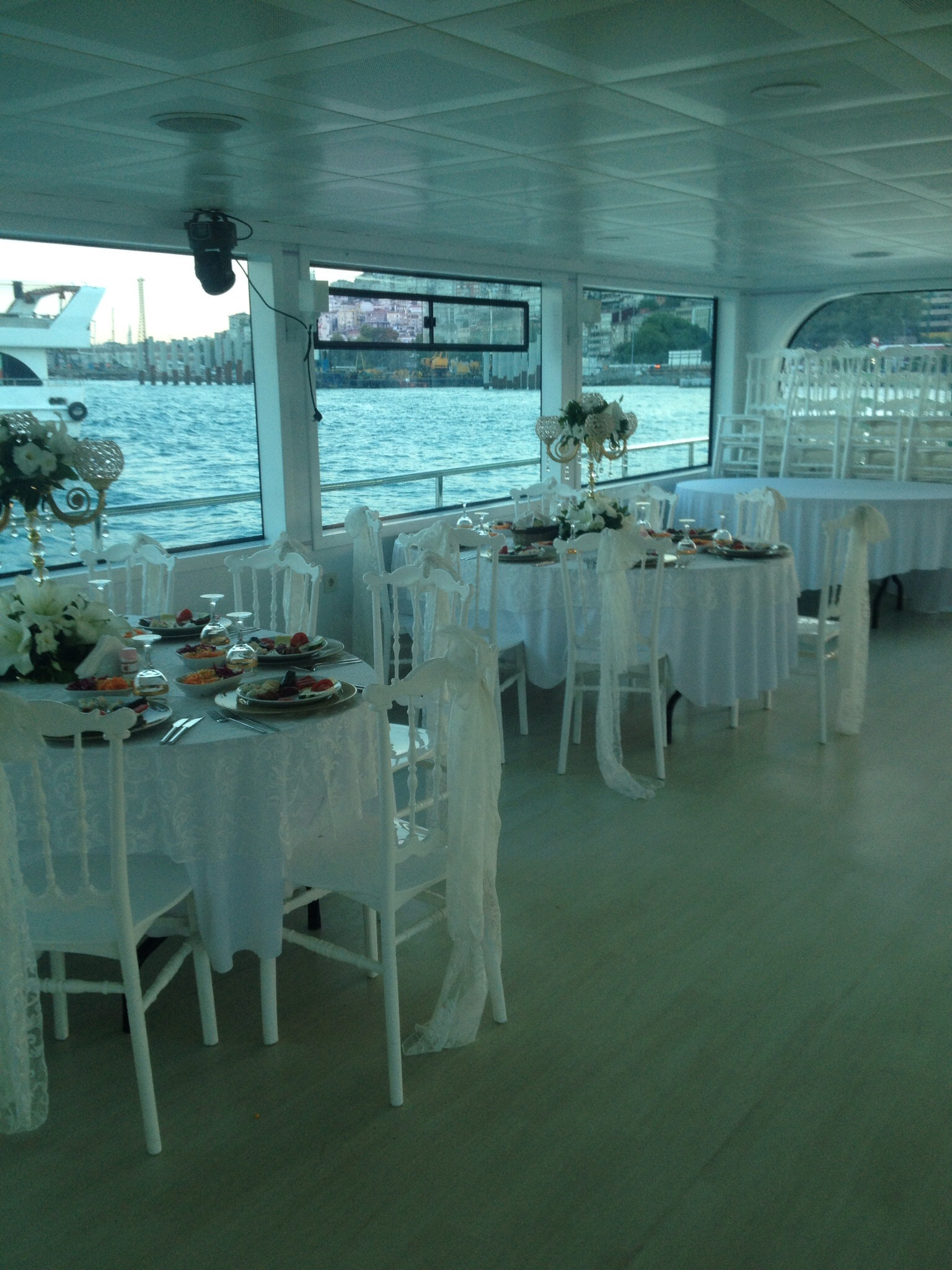 boat wedding packages in istanbul turkey
