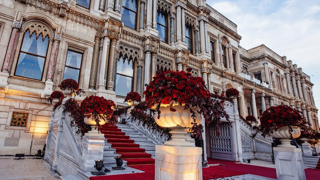 ciragan palace-Kempinski wedding prices