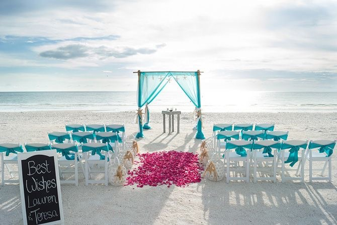 Tide The Knot Beach Wedding Packages: Wedding Planner In Kuşadası Turkey