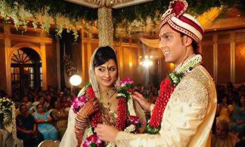 Indian wedding in Turkey