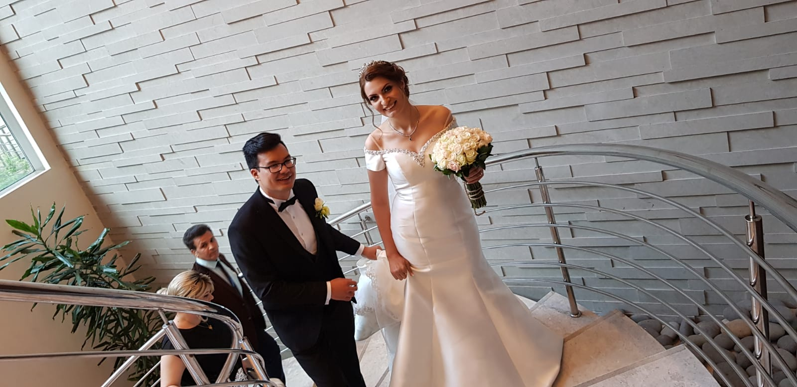 iranian luxury wedding planner in turkey
