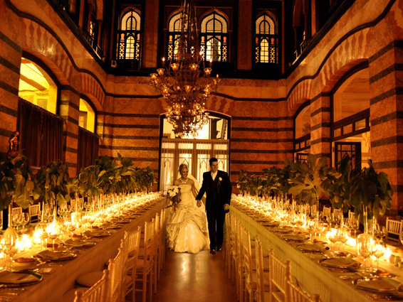 Top Wedding Venues In İstanbul Turkey