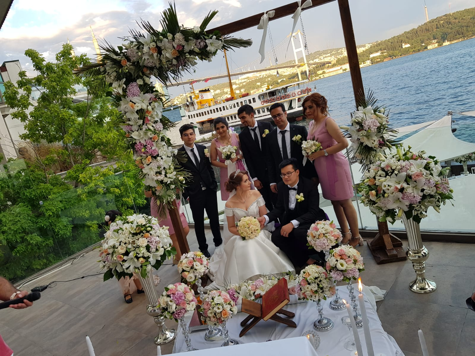 persian wedding ceremony planner in istanbul turkey