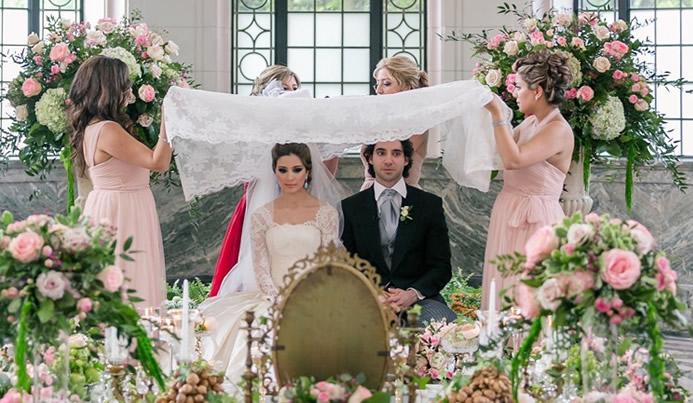 Persian wedding in Turkey