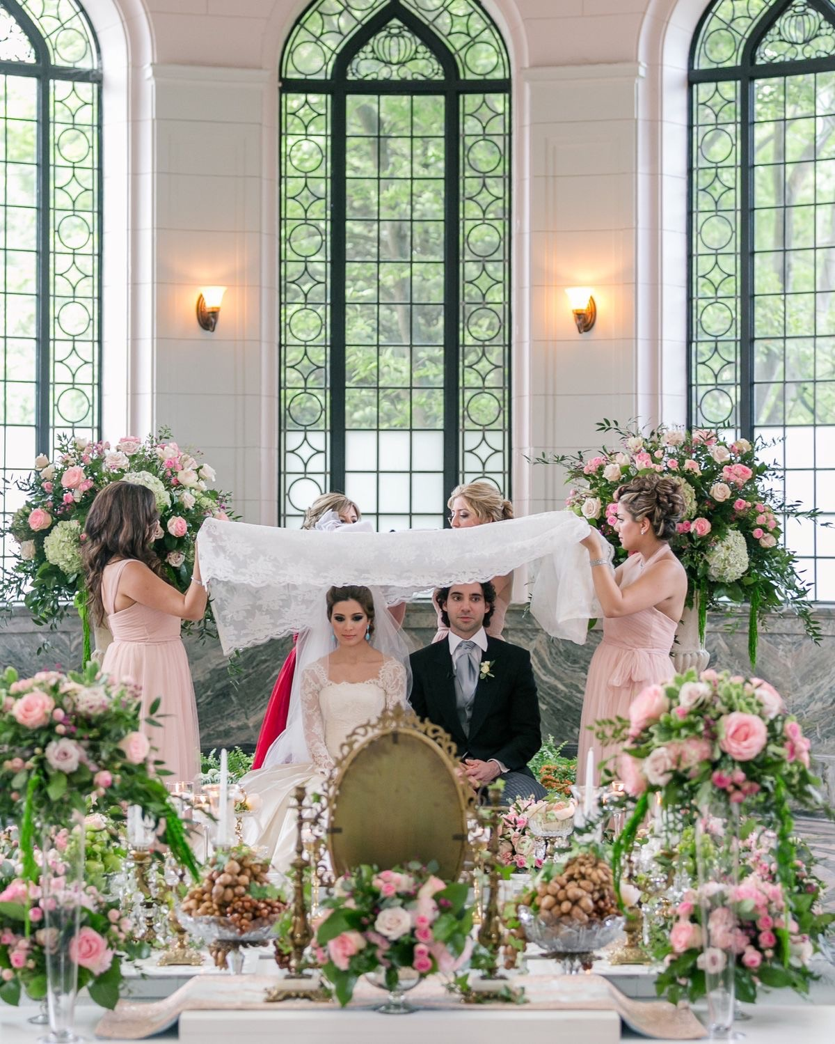 Persian Wedding: Turkey Wedding Destinations For