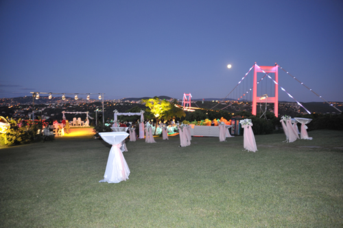 Wedding Social Facilities